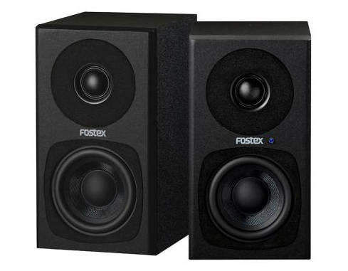 PM0.3H 2-Way Active Speaker System - Black