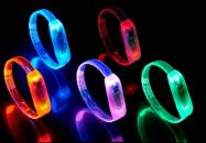 Hercules - LED Wristbands - 10 Pack
