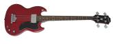EB-0 Short Scale Bass - Cherry