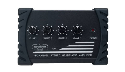 HA4 Compact 4-Channel Stereo Headphone Amp