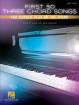 Hal Leonard - First 50 3-Chord Songs You Should Play on Piano - Book