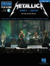 Hal Leonard - Metallica: 1991-2016: Drum Play-Along Volume 48 - Book/Audio Online