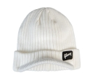 Gibson - Radar Knit Beanie - White