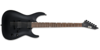 ESP Guitars - LTD MH-400 Baritone Guitar - Black Satin