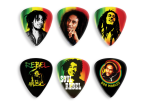 Dunlop - Bob Marley Rasta Series Picks