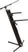 Ultimate Support - AX-48Pro Stand w/Mic Boom & Tote