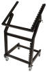 Ultimate Support - Jamstands Rolling Rack with Casters