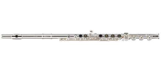 PS-501 Flute w/ Sterling Silver Head Joint, Offset G, B Foot