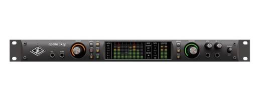 Apollo x8p Rack-Mountable Thunderbolt 3 Audio Interface with Realtime UAD Processing