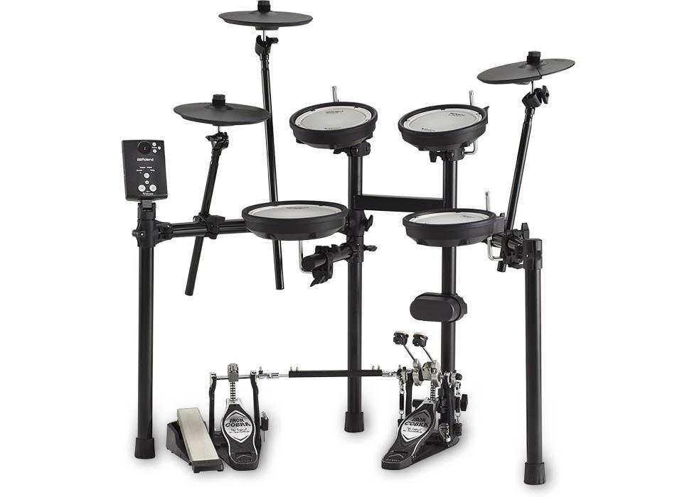 Roland - TD-1DMK Double-Mesh Head Electronic Drum Kit