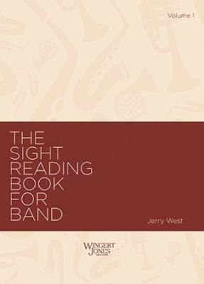 The Sight-Reading Book for Band, Volume 1 - West - Trombone 1 - Book
