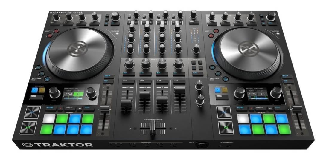Native Instruments - Traktor Kontrol S4 MK3 DJ Controller