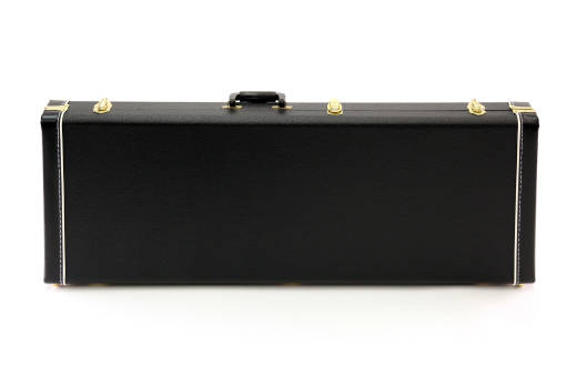Deluxe Rectangular Electric Guitar Case