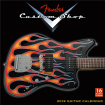 Fender - 2019 Fender Custom Shop Wall Calendar