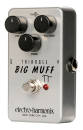 Electro-Harmonix - Triangle Big Muff Pi Distortion/Sustainer Pedal