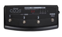 Marshall - PEDL-91009 4-way Footswitch for Code Amplifiers