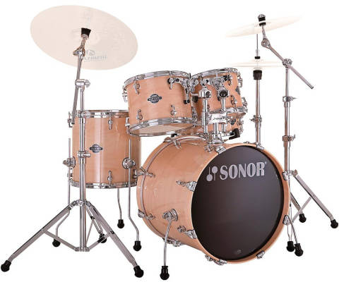 Select Force Stage 3 5-Piece Drum Kit with Hardware - Maple
