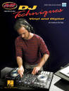 Hal Leonard - DJ Techniques: Vinyl and Digital Master Class Series - Sputnik - Book/Video Online