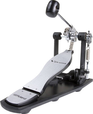RDH-100 Heavy-duty Kick Drum Pedal with Noise Eater Technology
