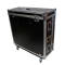 Flight Road Case for Midas M32 with Doghouse & Wheels