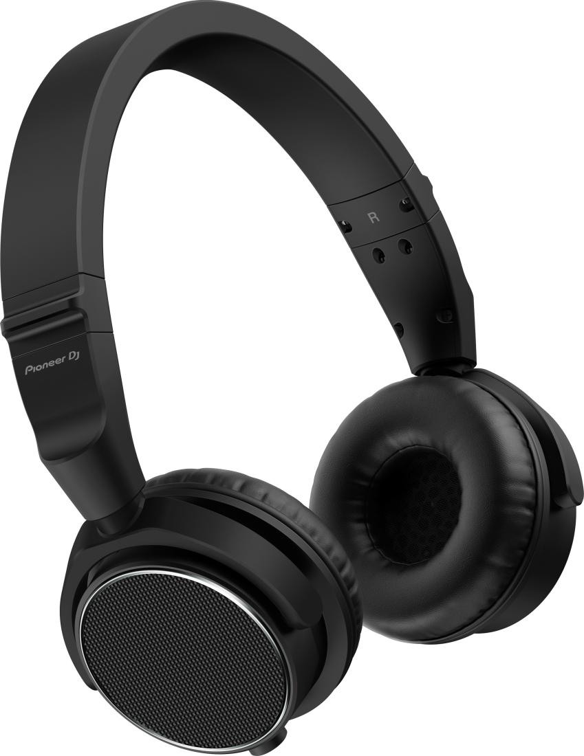 Pioneer Pioneer DJ HDJ-S7-K On-Ear DJ Headphones - Black - Long ... 4b5ad0d557