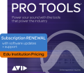 Avid - Pro Tools Institution 1-Year Subscription Renewal - Download