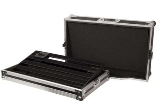 GSP-500-DLX Genesis Series Pedal Board w/Flight Case