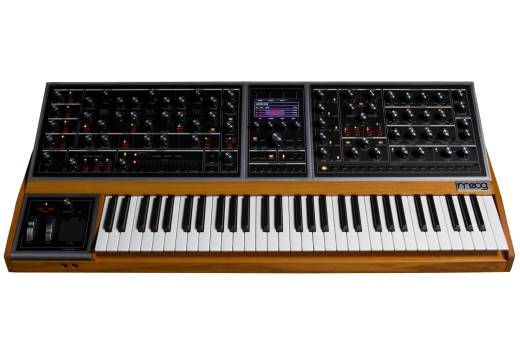 One 8-Voice Polyphonic Analog Synthesizer