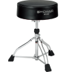 Tama - 1st Chair Round Rider XL Drum Throne - Black