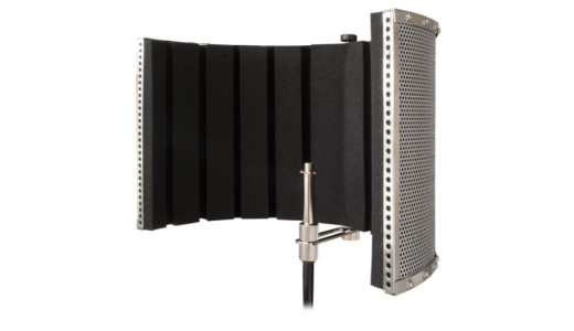 AS32 Stand Mounted Acoustic Microphone Enclosure