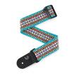 Planet Waves - 2 Woven Guitar Strap, Hootenanny Sunset