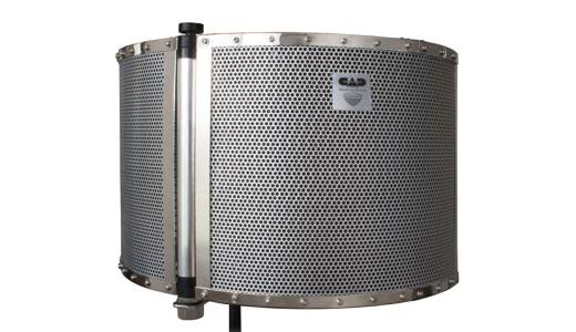 AS32FLEX Stand Mounted Acoustic Microphone Enclosure - Foldable