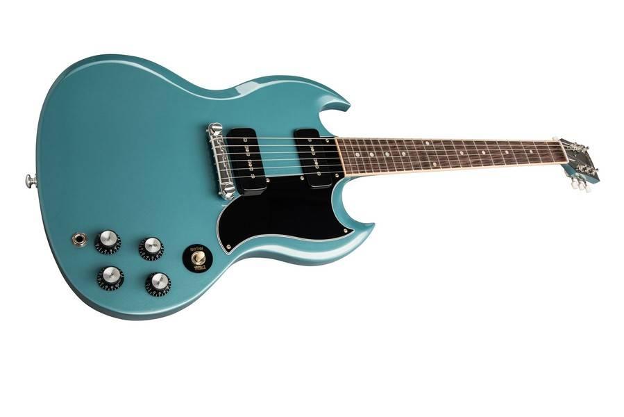 2019 SG Special - Faded Pelham Blue Ltd