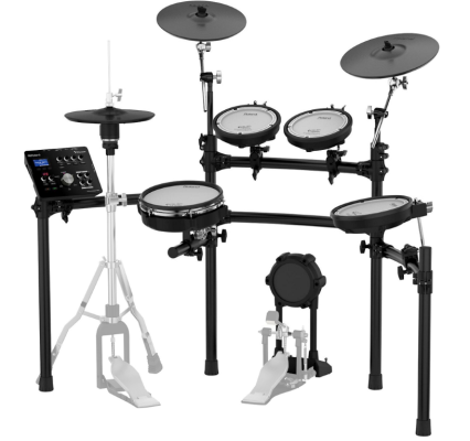 TD-25KS V-Drum Kit w/ MDS-STD Drum Stand