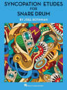 Hal Leonard - Syncopation Etudes for Snare Drum - Rothman - Book