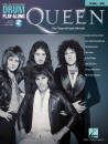 Hal Leonard - Queen: Drum Play-Along Volume 29 - Drum Set - Book/Audio Online