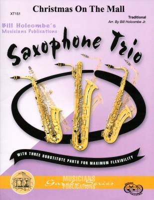 Christmas On The Mall - Holcombe - Saxophone Trio