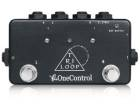 One Control - Tri-Loop Effects Switcher A/B-buffer Footswitch & Tap