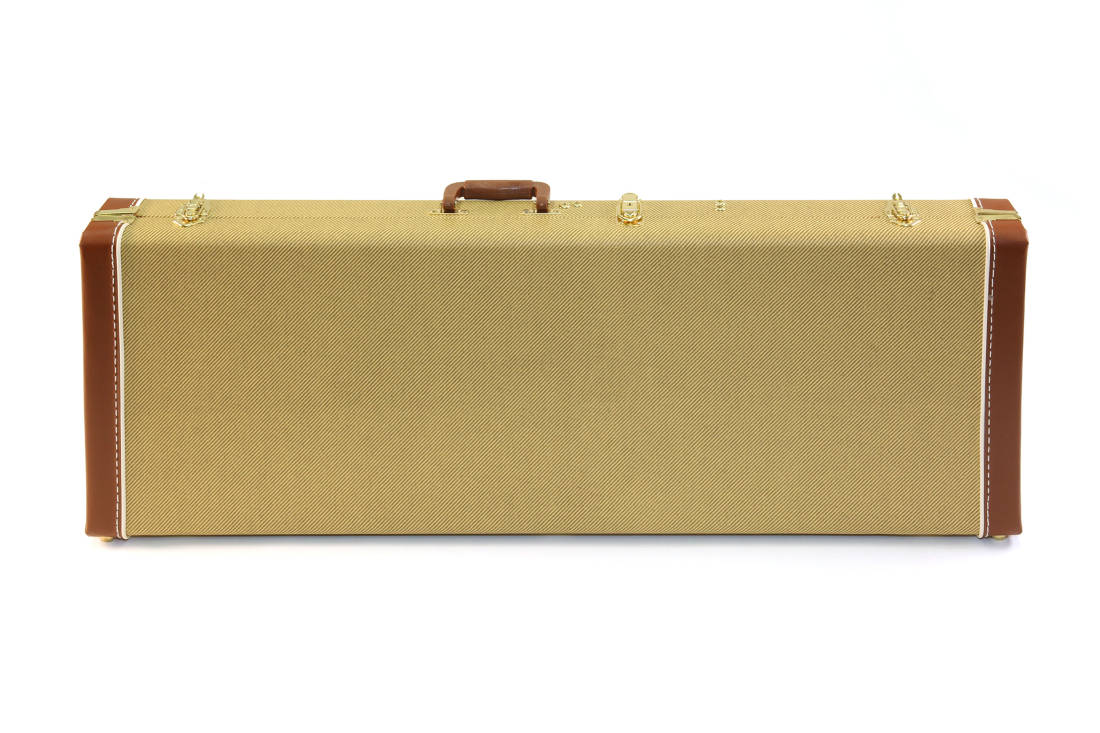 d27b30c746 Yorkville Sound Deluxe Tweed Rectangular Guitar Case - Long & McQuade  Musical Instruments