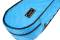 Hoodie for Hightech Contoured Violin Case - Blue