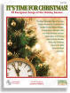 Santorella Publications - Its Time for Christmas - Robbins - Piano - Book/CD