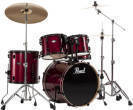 Pearl - Vision VB 5-Piece Drum Kit - Wine Red