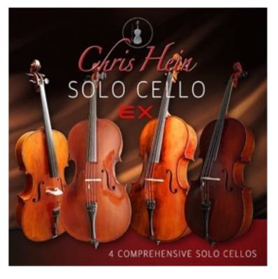 Solo Cello EXtended - Download