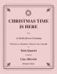 Cherry Classics - Christmas Time Is Here (from A Charlie Brown Christmas) - Guaraldi/Albrecht - Tuba Quartet