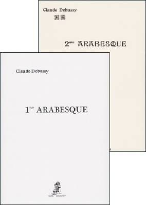 First and Second Arabesques - Debussy/Renie - Harp