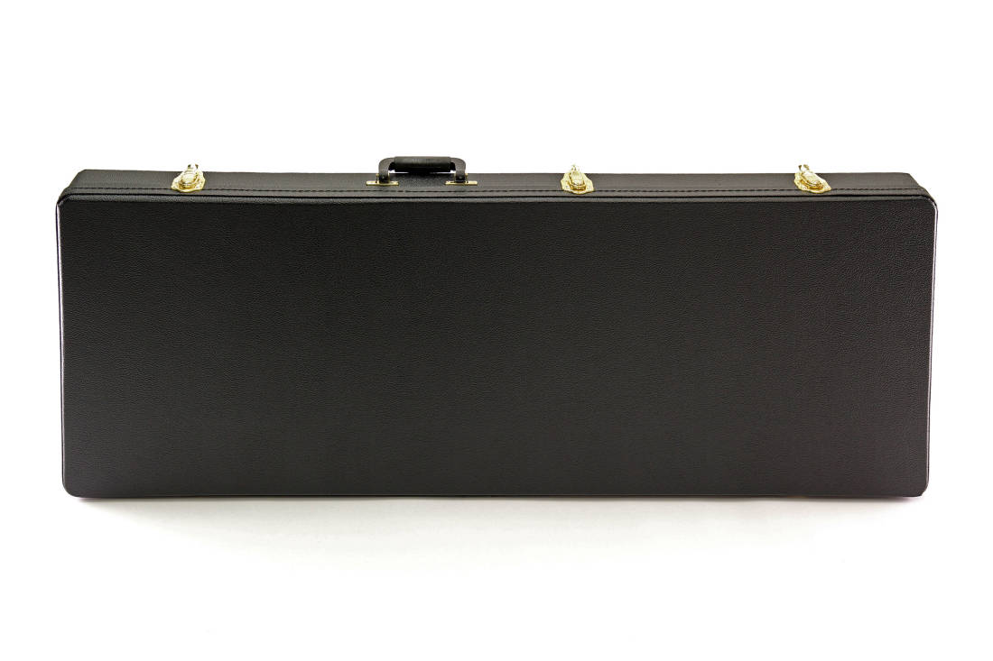 Yorkville Sound Rectangular Hardshell Guitar Case For