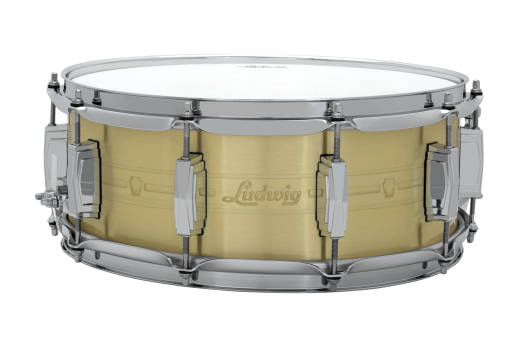 Heirloom Brass Snare Drum 5.5x14''