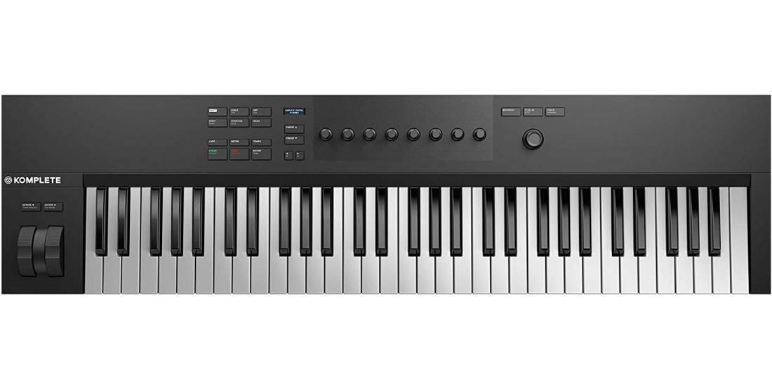 Native Instruments - Komplete Kontrol A61 - 61-Note Controller Keyboard