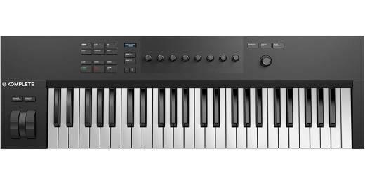 native instruments komplete kontrol a49 49 note controller keyboard long mcquade musical. Black Bedroom Furniture Sets. Home Design Ideas