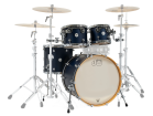 Drum Workshop - Design Series 4-Piece Shell Pack (22, 16, 12, 10) - Satin Midnight Blue